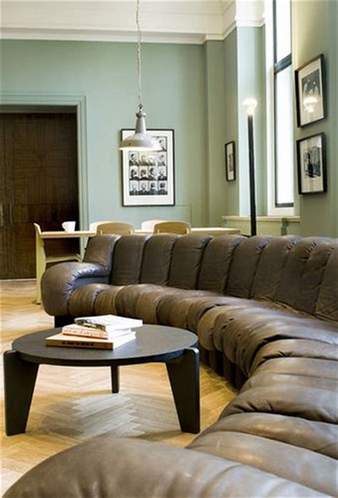 blue and brown furniture brown couch blue walls and couch on pinterest