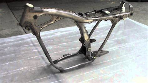metal spray paint how to paint a motorcycle frame