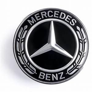 Mercedes Benz Emblem : mercedes benz black hood emblem a0008171701 mercedes ~ Jslefanu.com Haus und Dekorationen