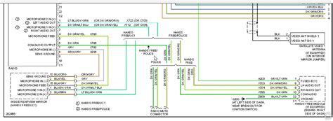 Dodge Charger Radio Wiring Diagram