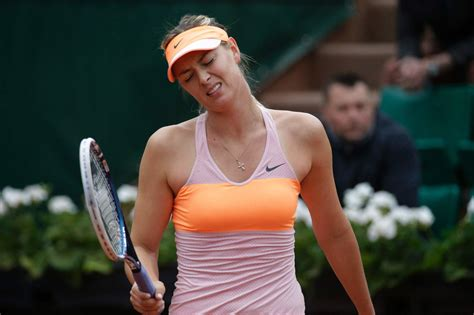 Maria Sharapova Doesn't Earn French Open Wild Card After