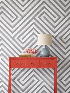 Painting Diagonal Stripes on a Wall