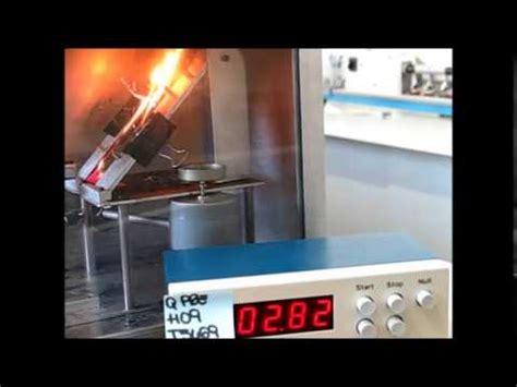 flammability  cfr  youtube