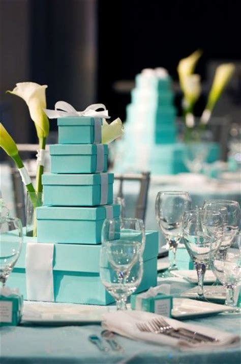 tiffany blue table decorations 26 best images about bat mitzvah tiffany blue and silver