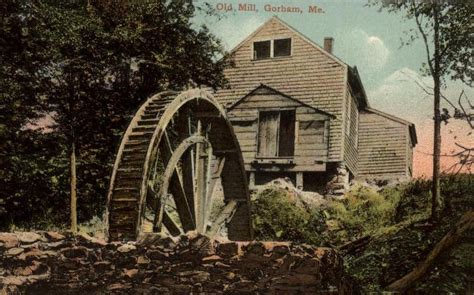 Fileold Mill, Gorham, Mejpg  Wikimedia Commons