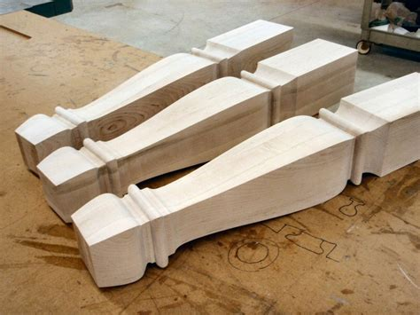 kitchen island table legs hanson woodturning