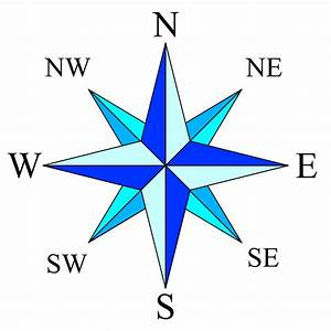 Ficheru:Compass rose simple.svg - Wikipedia
