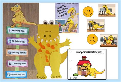 back to school with dinosaurs week 1 4 kidssoup 632 | rowdyosaur manners 0