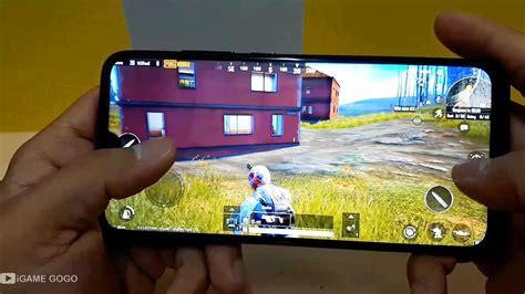 xiaomi redmi note  test game pubg mobile youtube
