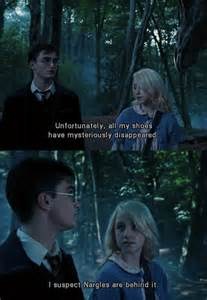 Harry Potter and Luna Love Good