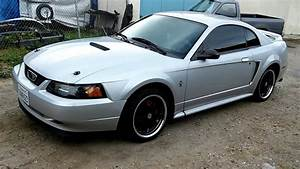 2000 Mustang v6 Flowmaster Super 44 Rev - YouTube