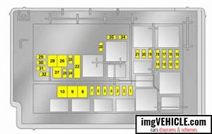 Opel Corsa D Fuse Box Diagrams  U0026 Schemes