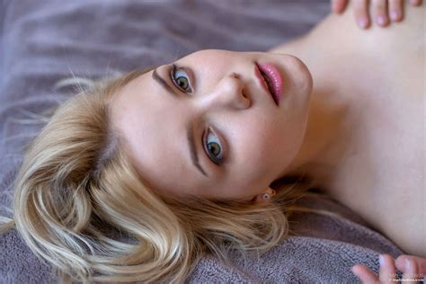 Cali, Mpl Studios, Blonde, Model, Face, Women