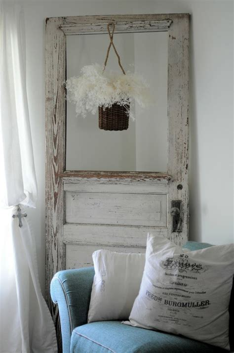 ideas to decorate with doors just b cause