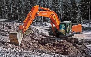 Construction  Production Excavator