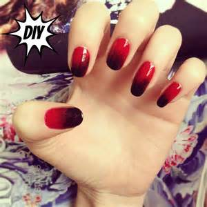 Stuffpoint fashion nail art designs images pictures red black tweet