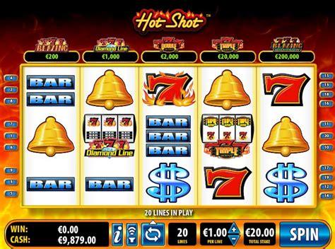 hot shot slot blazing   play  slots