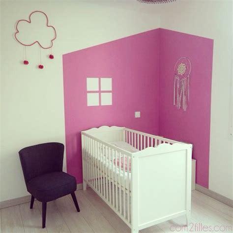chambre fille pastel peinture idée déco pour chambre d 39 enfant