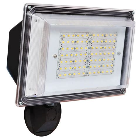 integrated led outdoor lighting amax lighting 180 degree bronze outdoor integrated led