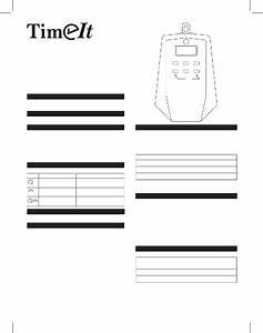 Westinghouse E257484 Timer Manual Pdf View  Download