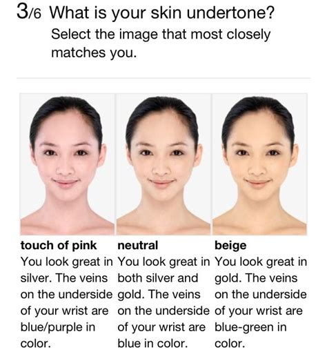 33 best skin tone undertones images on make up looks makeup tricks and pallets