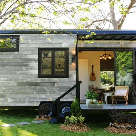 Tiny Home W A Huge Impact  Tiny House For Sale In Tulsa