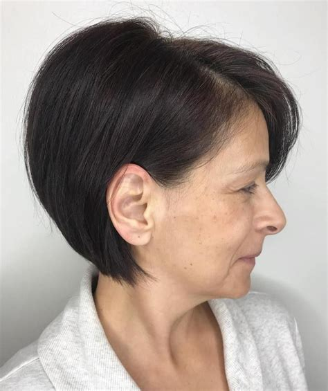 50 Best Short Hairstyles for Women over 50 in 2020 Short