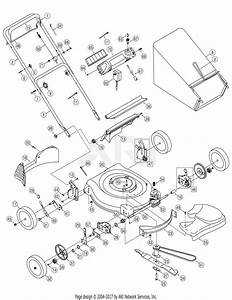 29 Troy Bilt Lawn Mower Parts Diagram