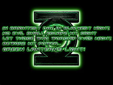 serment des green lantern dc top dc flop 1 green lantern