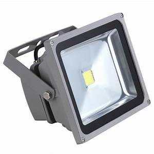 Wide angle commercial indoor outdoor led flood light w