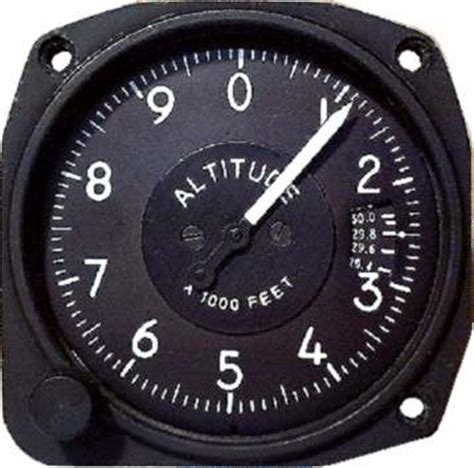altimeters  aircraft spruce europe