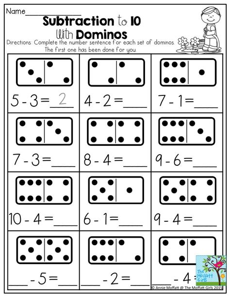 best 25 subtraction worksheets ideas on