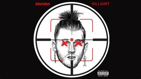 eminem killshot mgk diss staff reactions djbooth