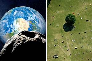 NASA news: Asteroid almost as big as Hyde Park set for 67 ...