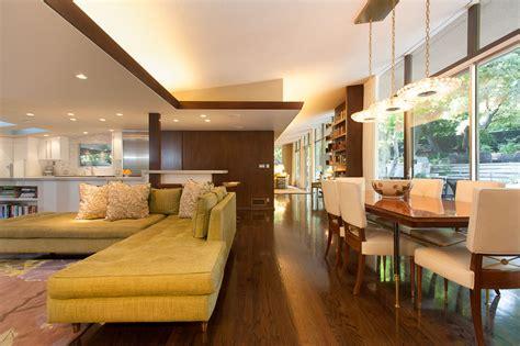interior homes mid century modern style