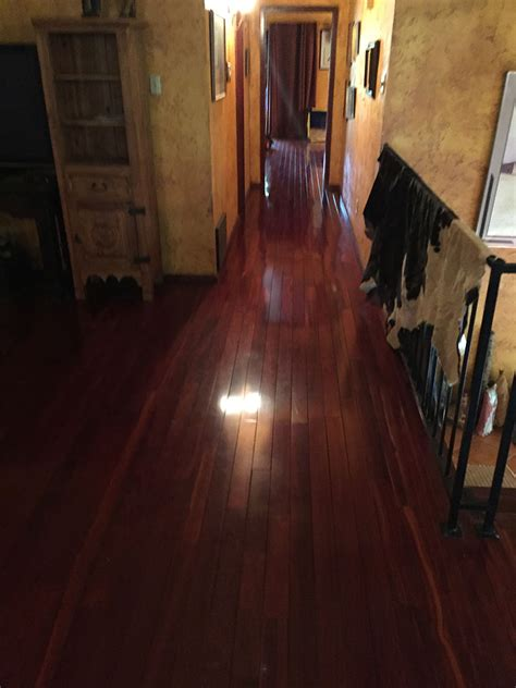 hardwood floors fort worth from dark to light hardwood installation in fort worth