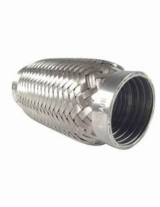 Tube Inox Echappement : flexible d 39 chappement femelle en inox pour tube de ~ Melissatoandfro.com Idées de Décoration