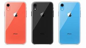 iphone xr apple zeigt erste hülle für satte 45