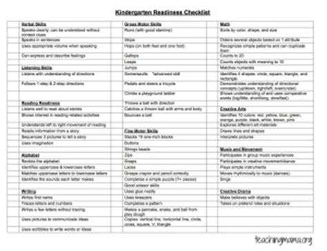 kindergarten readiness archives teaching 810 | Kindergarten Readiness 300x230
