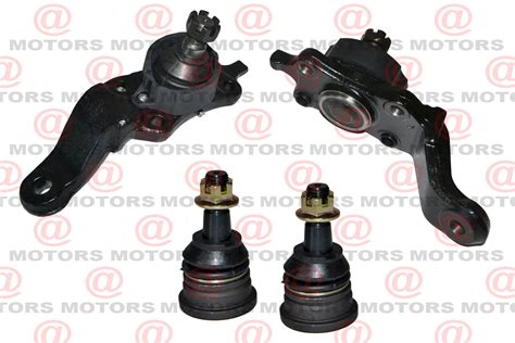 Upper And Lower Ball Joint Replacement Set Suspension For