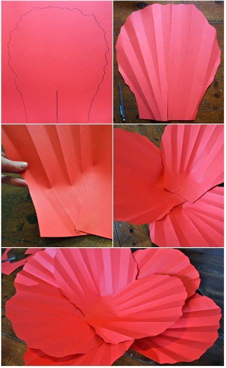 giant paper flowers paper flowers