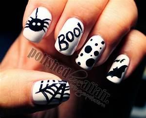 Art halloween nail latest designs