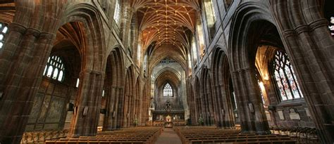 chester cathedral  association  english cathedrals