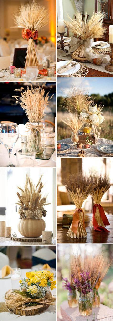 46 Inspirational Fall And Autumn Wedding Centerpieces Ideas