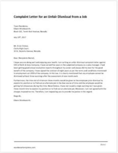 complaint letter  illegal parking word excel templates