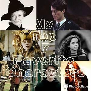 My Top 7 Harry Potter Characters | Harry Potter Amino