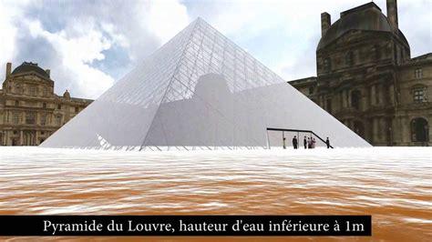 simulation de mont 233 e des eaux de la seine 224