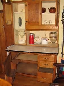 Hoosier Cabinet For Sale by Funk Amp Gruven A Z 1910 Oak Hoosier