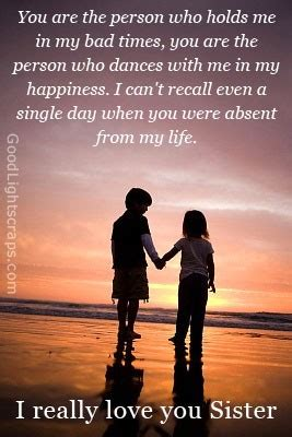 cute sister quotes  sayings quotesgram