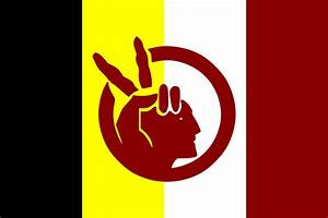 File:Flag of the American Indian Movement.svg - Wikipedia